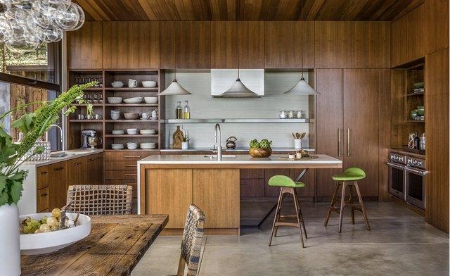California Wine Country kitchen