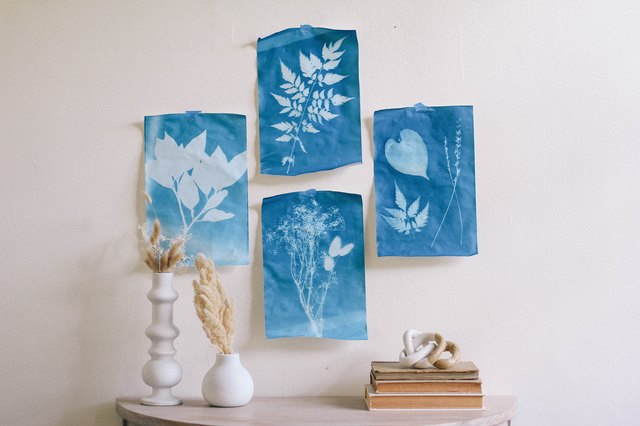 Need a Summer Activity? Sun Prints Tutorial to the Rescue! | Hunker