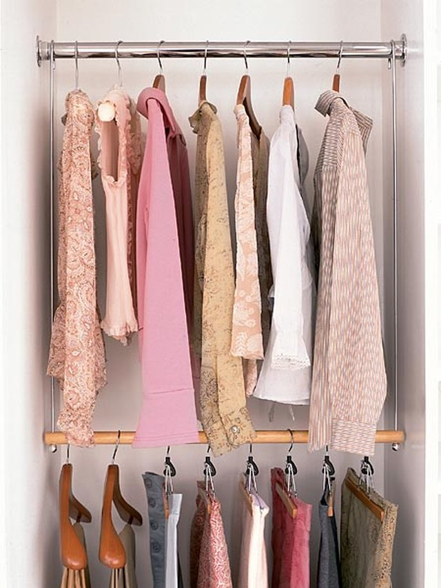 second clothes rod