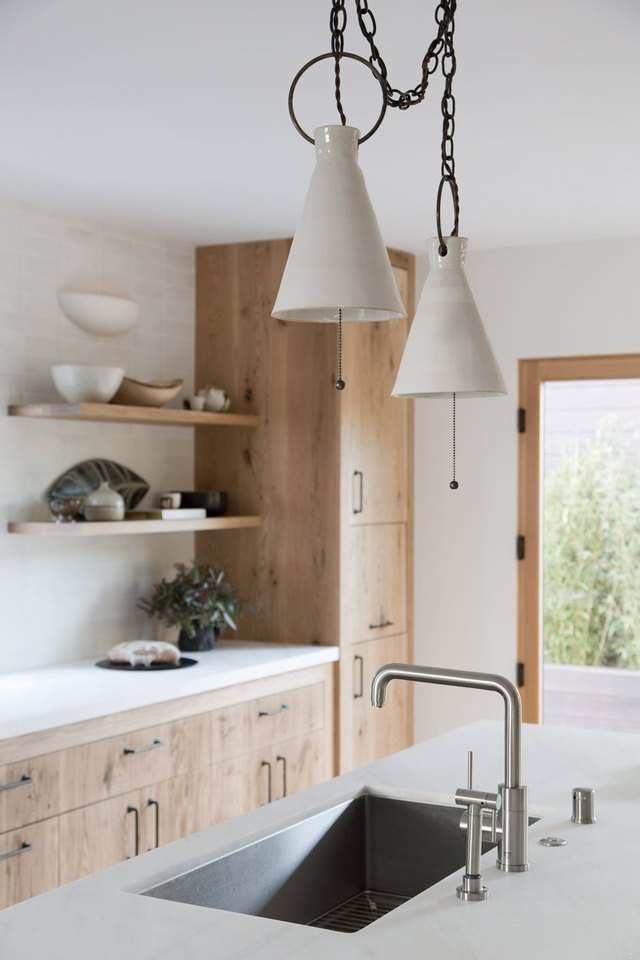 The Wait Is Over, Here Is Everything You Need to Know About Farmhouse Kitchen Lighting | Hunker