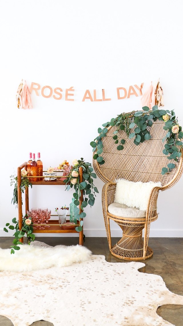 Rosé all day party