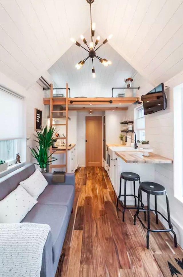 tiny house in Atlanta