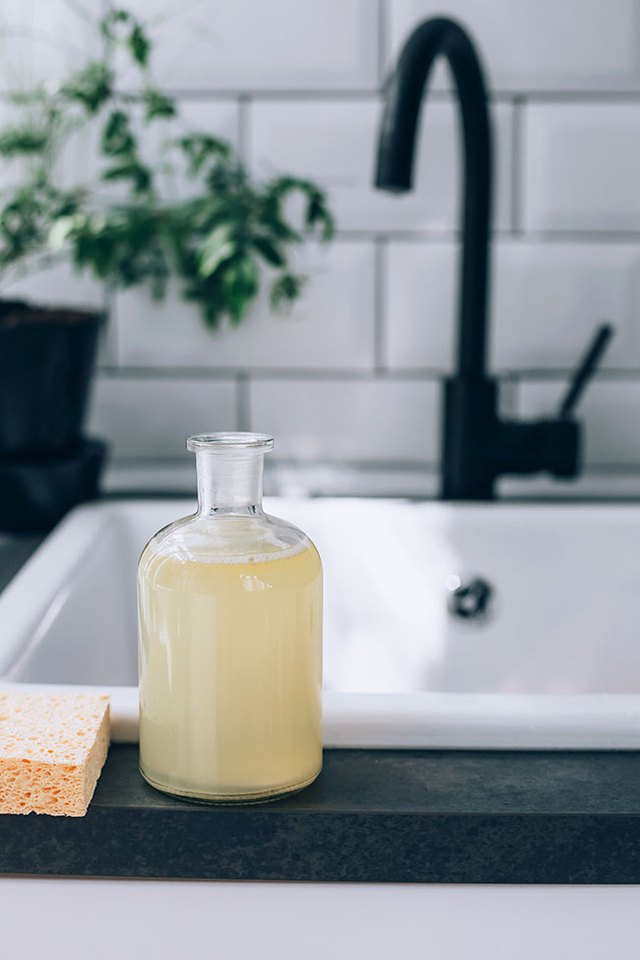 DIY Dish Soap Recipe