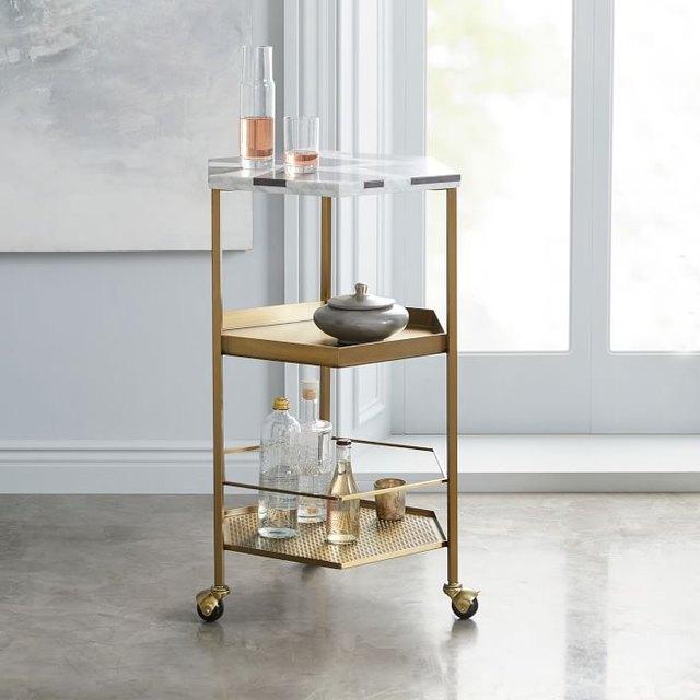 Cocktail Cart