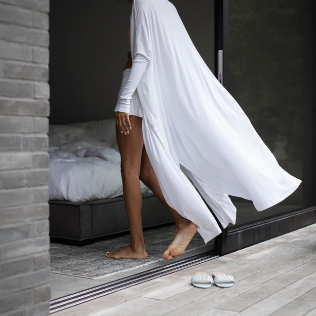 7 Heat-Regulating Pajamas That'll Help You Sleep Cooler and More Comfortably | Hunker