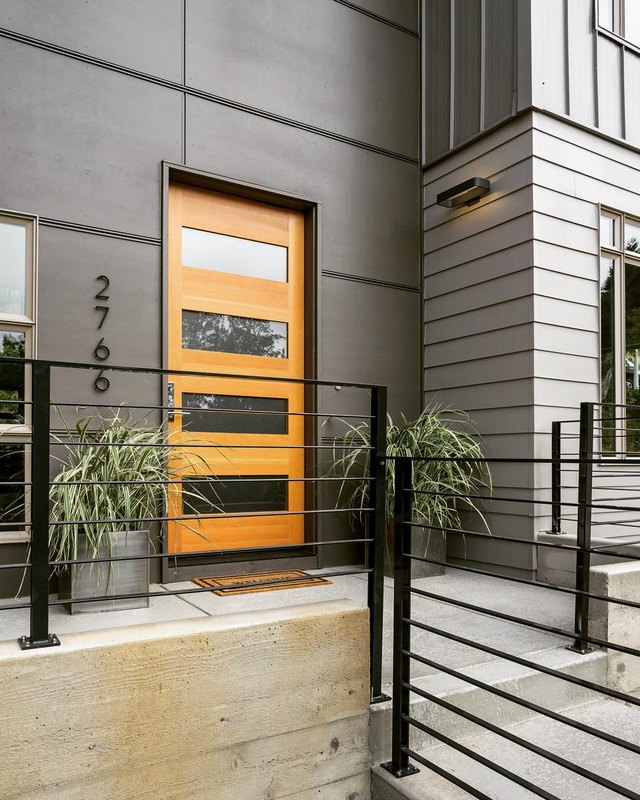 If You've Never Considered Exterior Paneling Ideas, You Will Now | Hunker