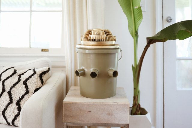 DIY Portable Bucket Air Conditioner | Hunker