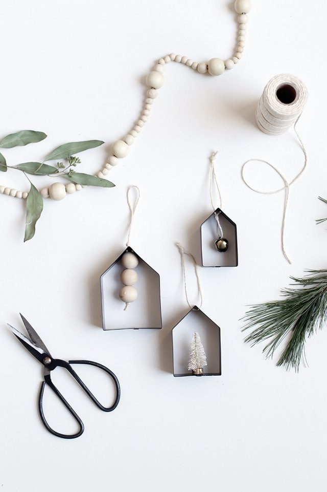 14 DIY Holiday Ornaments That You Actually Want to Make   Hunker