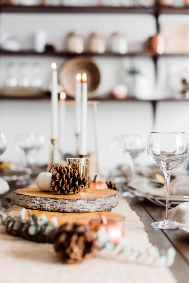 Fall Inspired Table Decor