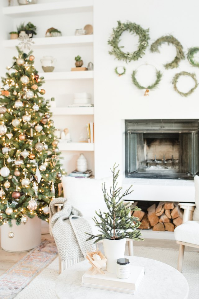 How to Properly Dispose of a Christmas Tree (Plus, How to Clean & Remove Tree Sap)   Hunker