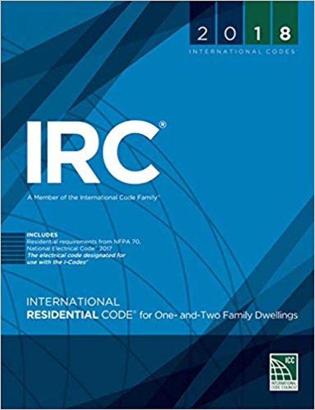IRC code book.