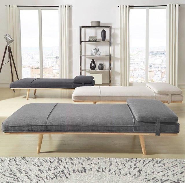 minimalist daybed