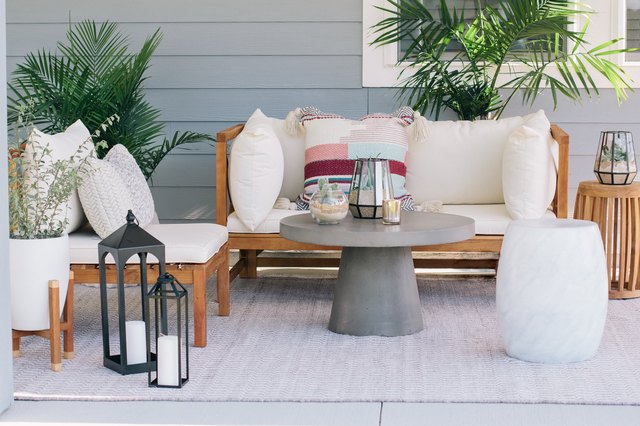 13 Outdoor Pieces You Can Also Work Indoors   Hunker