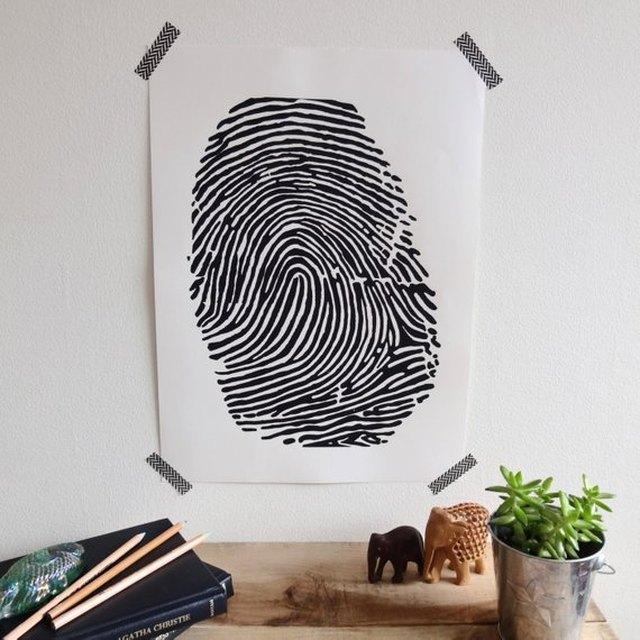fingerprint print