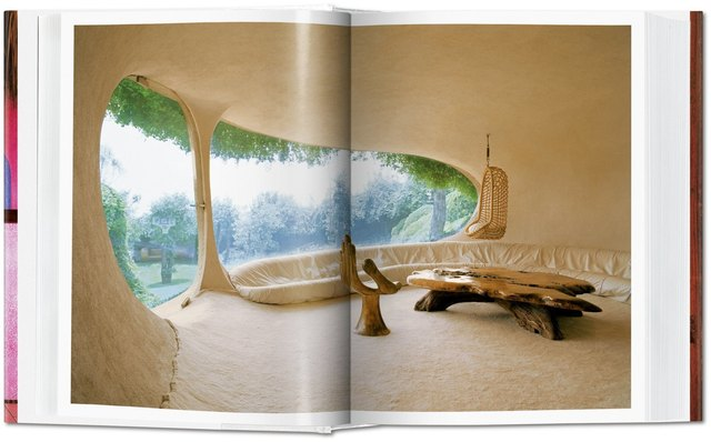 taschen living in mexico book