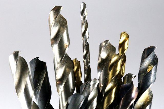 Drill bits for hole cutting