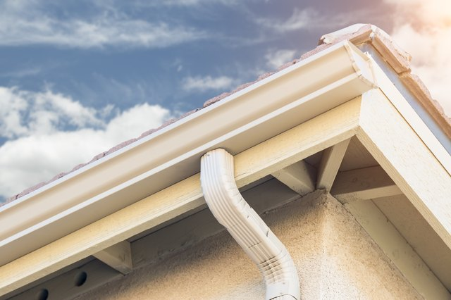 How To Calculate Gutter Slope Hunker