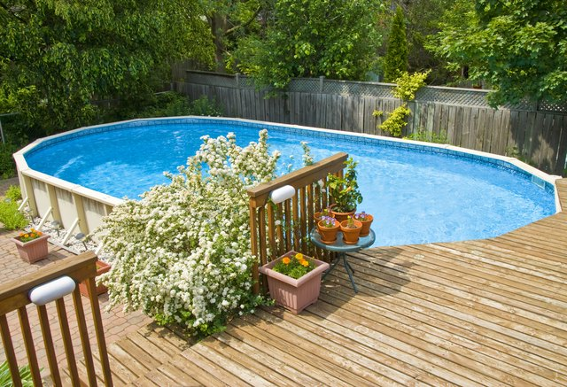 Surround Deck Build A That Fully Surrounds Your Above Ground Pool