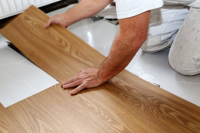 Fix Linoleum Flooring