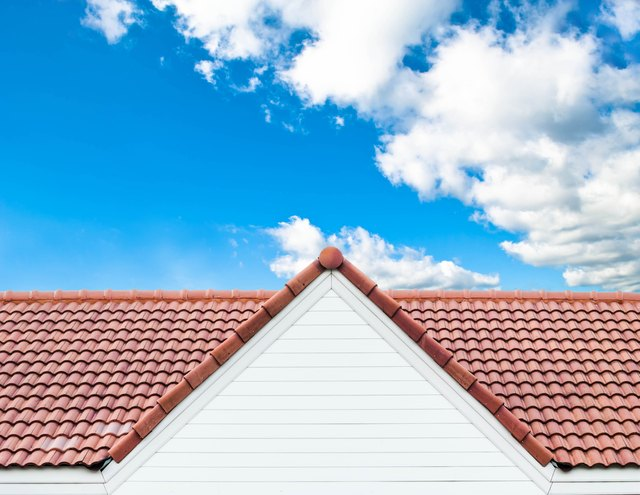 The Best House Color For A Tile Roof Hunker