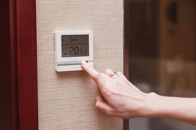 How To Program A Honeywell Programmable Thermostat