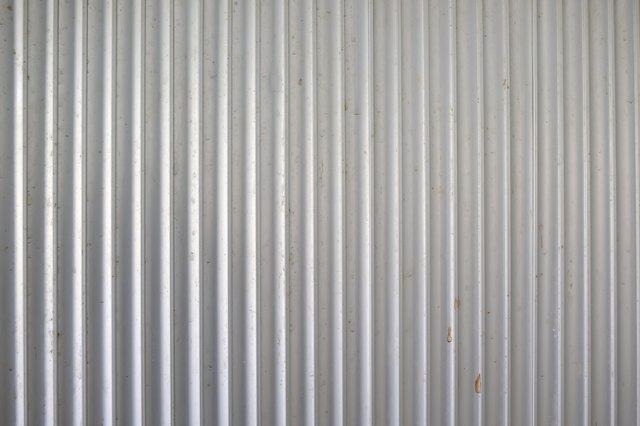 How To Install Corrugated Metal Walls Hunker