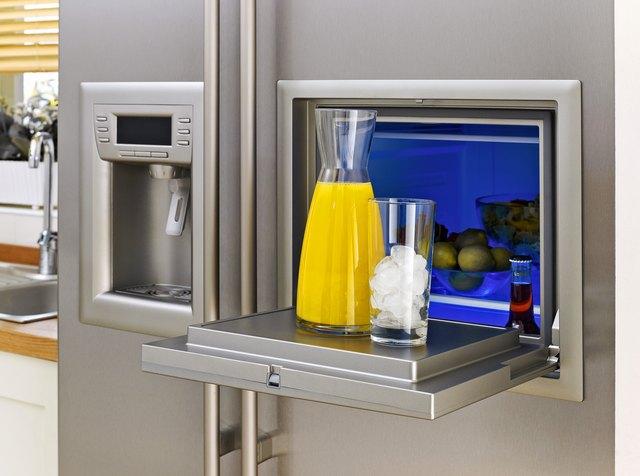 Refrigerator Water Dispenser Will Not Stop Leaking Hunker