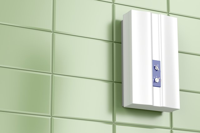 Pros And Cons Of Tankless Water Heaters Hunker