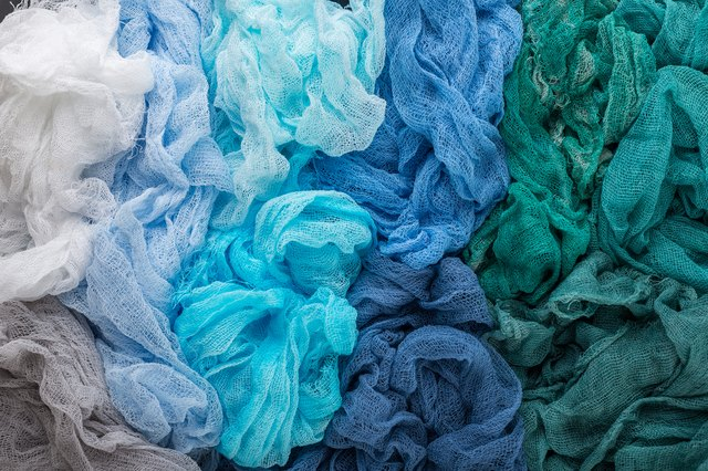 how to dye various fabrics