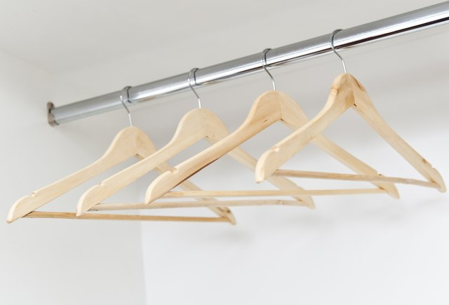 What Is the Proper Height for Closet Rods & Shelves? | Hunker