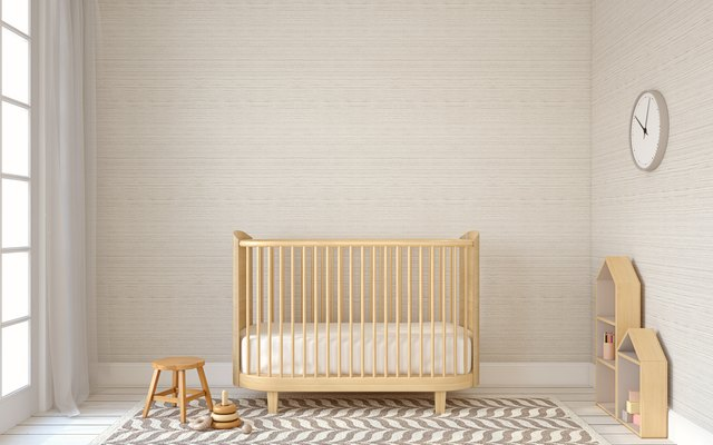 How To Convert A Crib Into A Full Size Bed Hunker