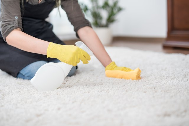 How To Get Rid Of A Mildew Odor In Carpet Hunker