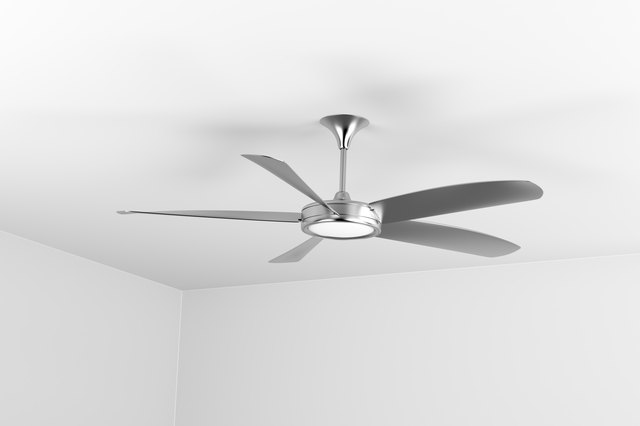 How to install a ceiling fan with 2 switches a remote hunker silver ceiling fan aloadofball Images