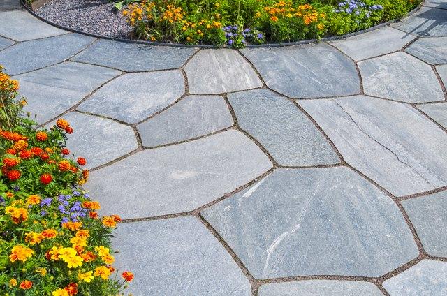 Garden slates