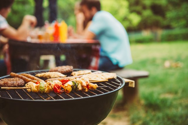 Time for barbecue