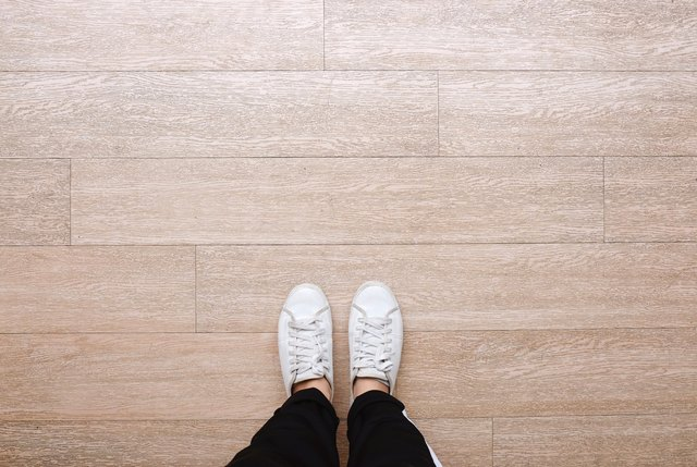 About Installing Laminate Flooring Hunker