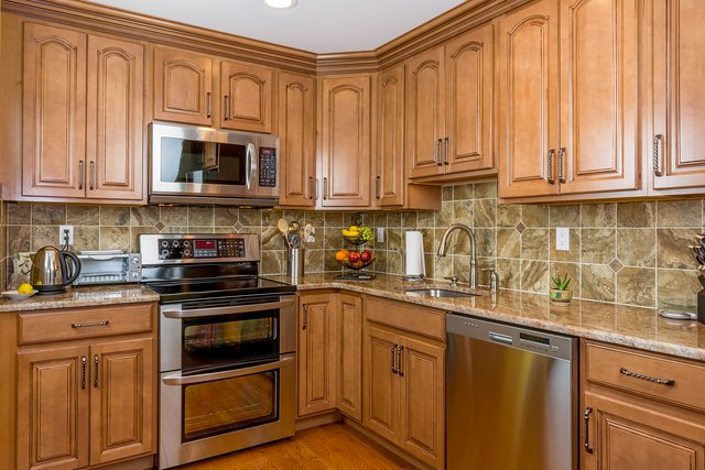 What to Use to Clean a Polyurethane Finish on Cabinets ...