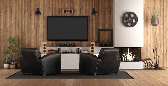 How to Run Audio-Visual Cables Through Walls | Hunker