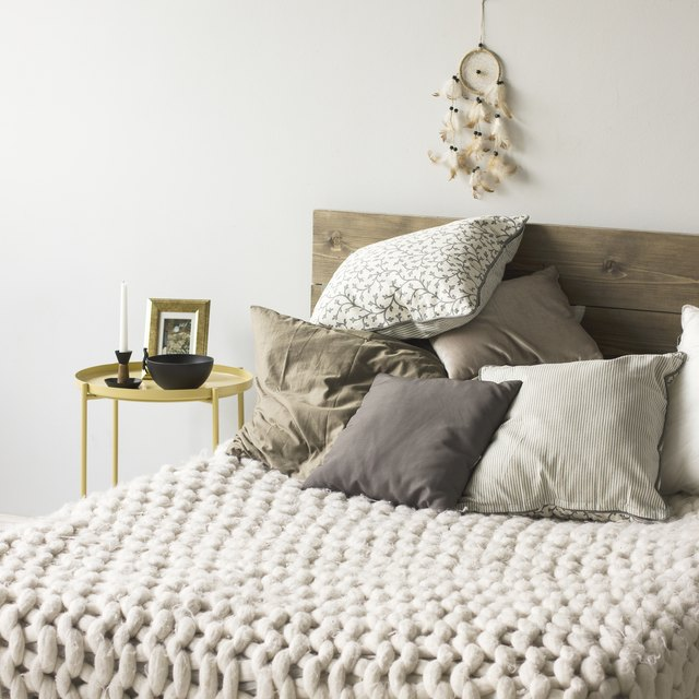 How To Get A New Blanket To Stop Shedding Hunker