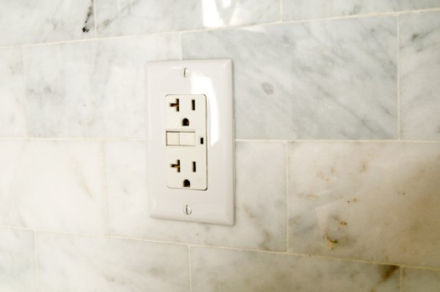 How To Get Paint Off Of An Electrical Outlet Hunker