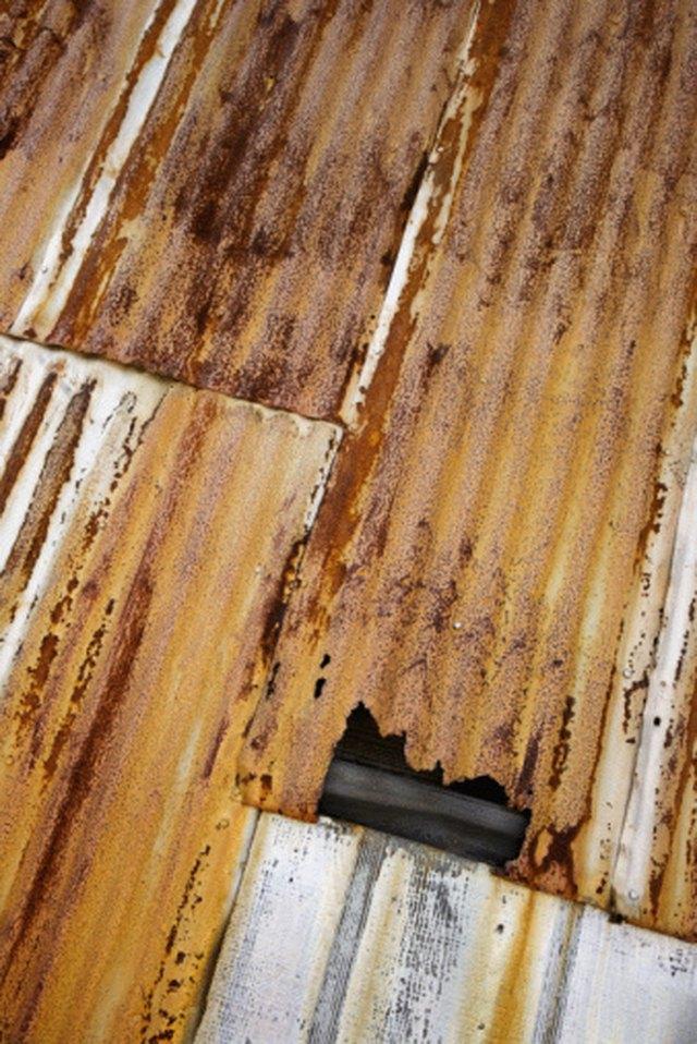 How To Cut Fiberglass Corrugated Roofing Panels Hunker