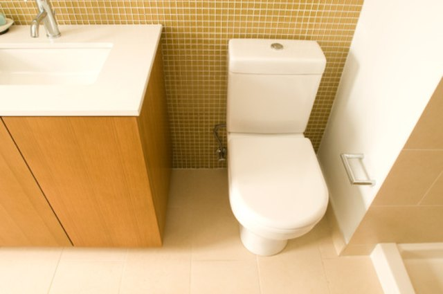 How to Drill Through Ceramic Toilets   Hunker
