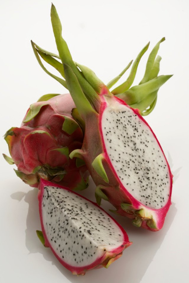 How to Grow Dragon Fruit From Cuttings | Hunker