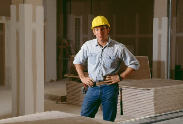 What Size Does Drywall Come In? | Hunker