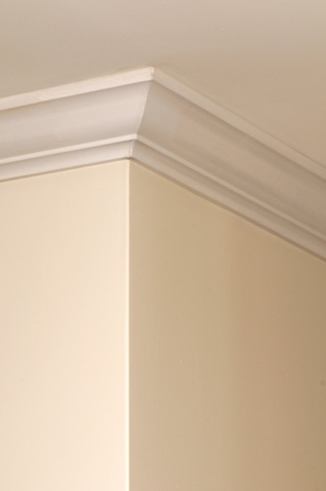 How Do I Fix Crown Molding Flaws?   Hunker