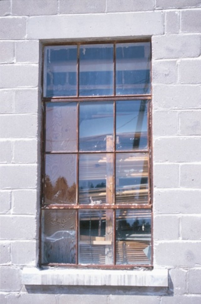 How To Clean Rust From Glass Hunker