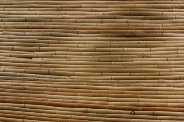 How to Bend Bamboo for a Walking Cane | Hunker