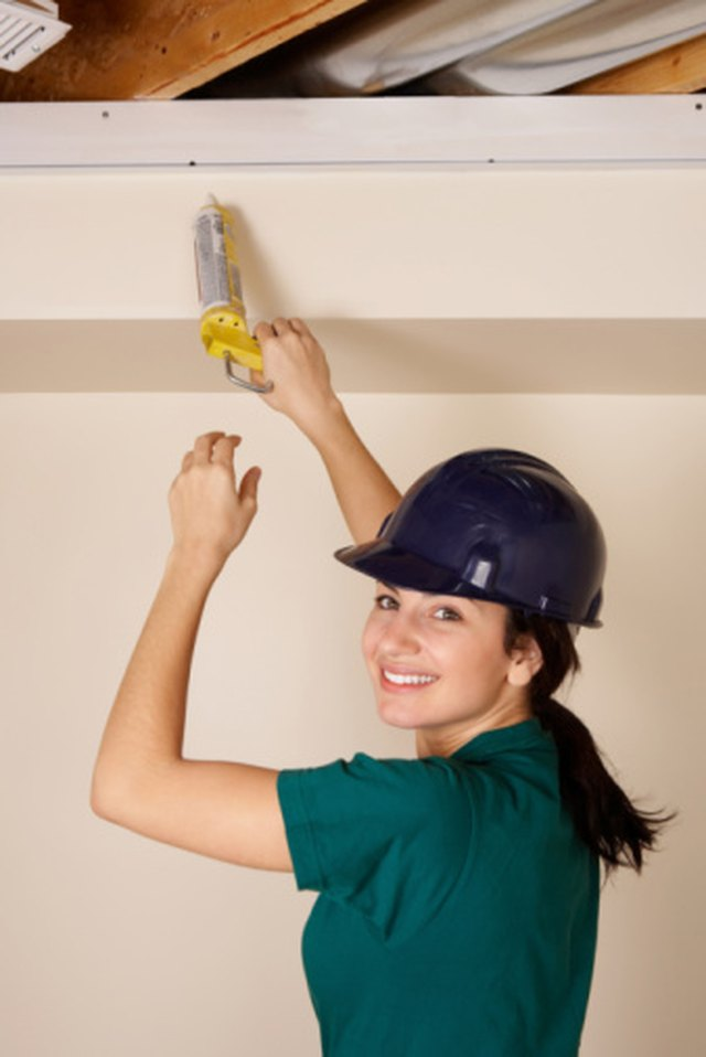 How to remove mildew stains from caulk hunker - Best exterior paint to prevent mold ...