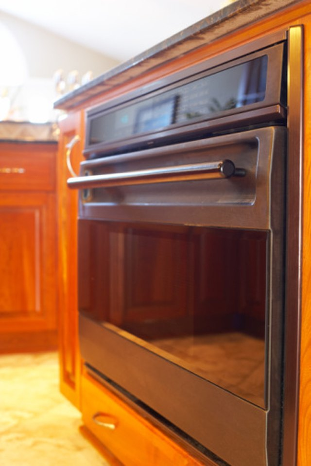 How To Fix Squeaky Hinges On An Oven Door Hunker