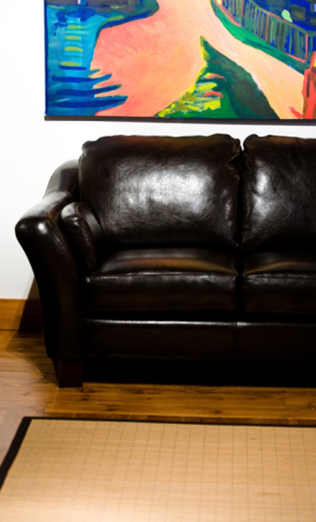 How Do You Save a Leather Couch That Is Dry, Cracking & Shedding? | Hunker